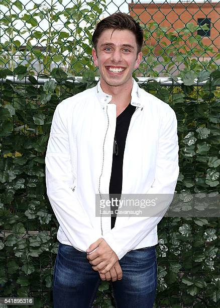 Brock Ciarlelli attends 6th Annual Broadway Sings For Pride Concert at JCC Manhattan on June 20 2016 in New York City