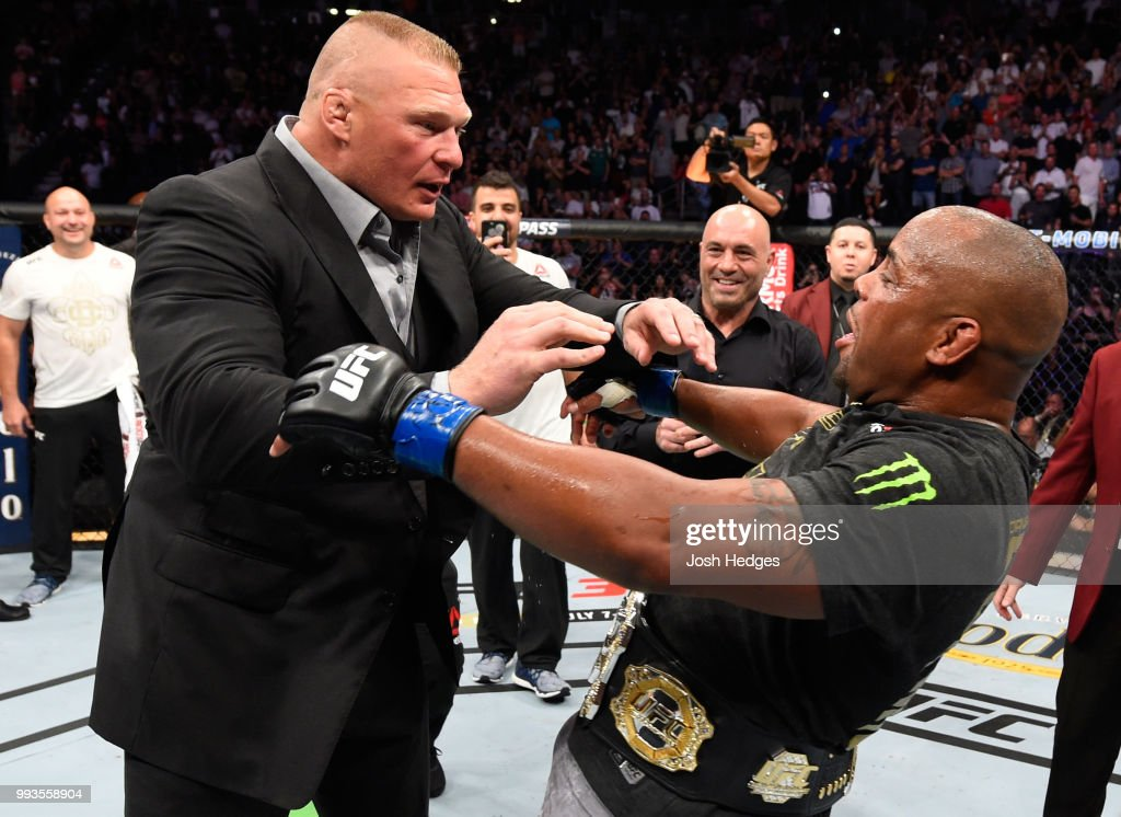 UFC 226: Miocic v Cormier : News Photo