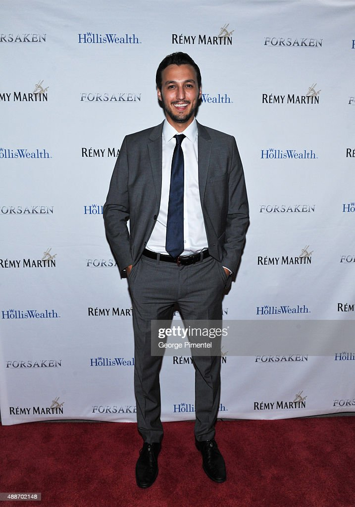 Brock Morgan attends 'Forsaken' TIFF party hosted by Remy Martin and Holliswealth during the 2015 Toronto International Film Festival at Weslodge on September 16, 2015 in Toronto, Canada.