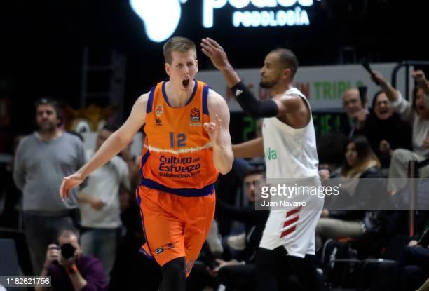 Brock Motum, #12 of Valencia Basket