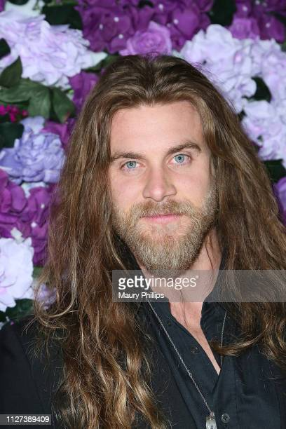 Brock O'Hurn attends The Griot Gala Oscars After Party 2019 at The District by Hannah An on February 24 2019 in Los Angeles California