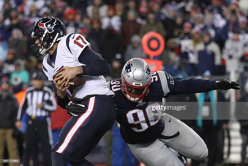 Divisional Round - Houston Texans v New England Patriots