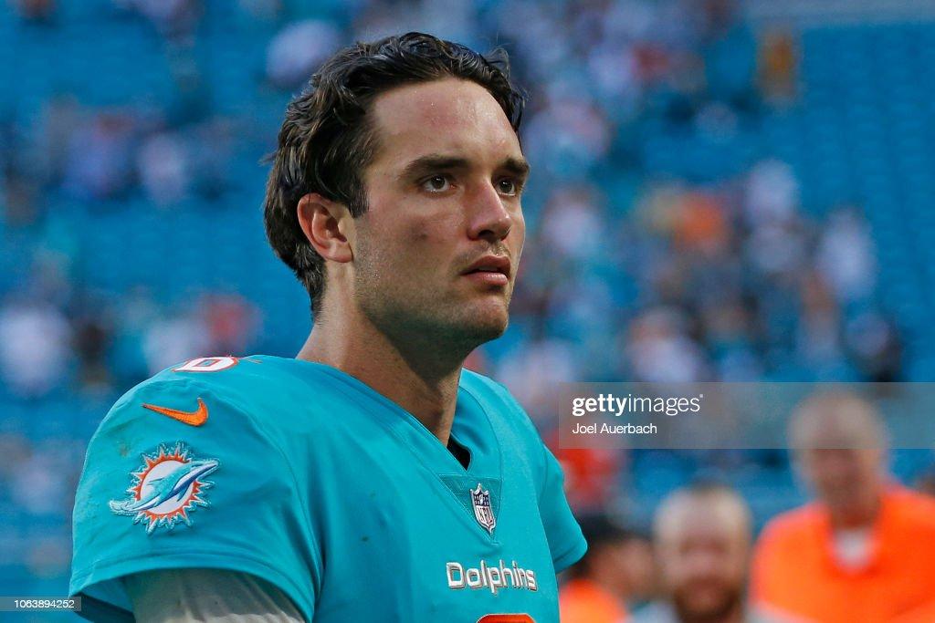 New York Jets v Miami Dolphins : Fotografia de notícias