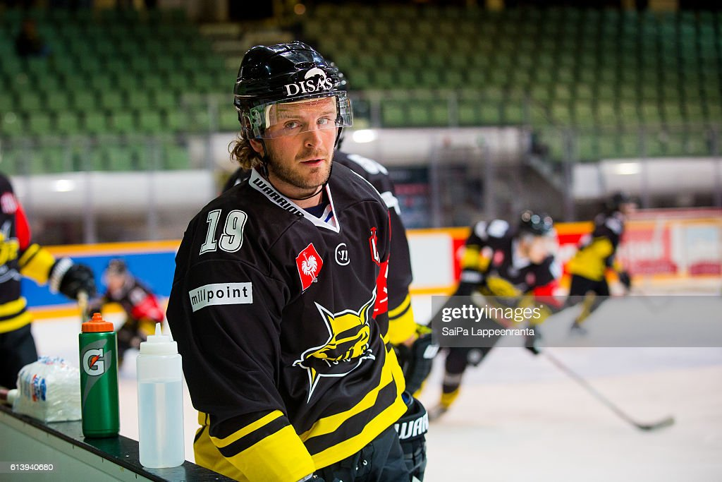 SaiPa Lappeenranta v Tappara Tampere - Champions Hockey League : News Photo
