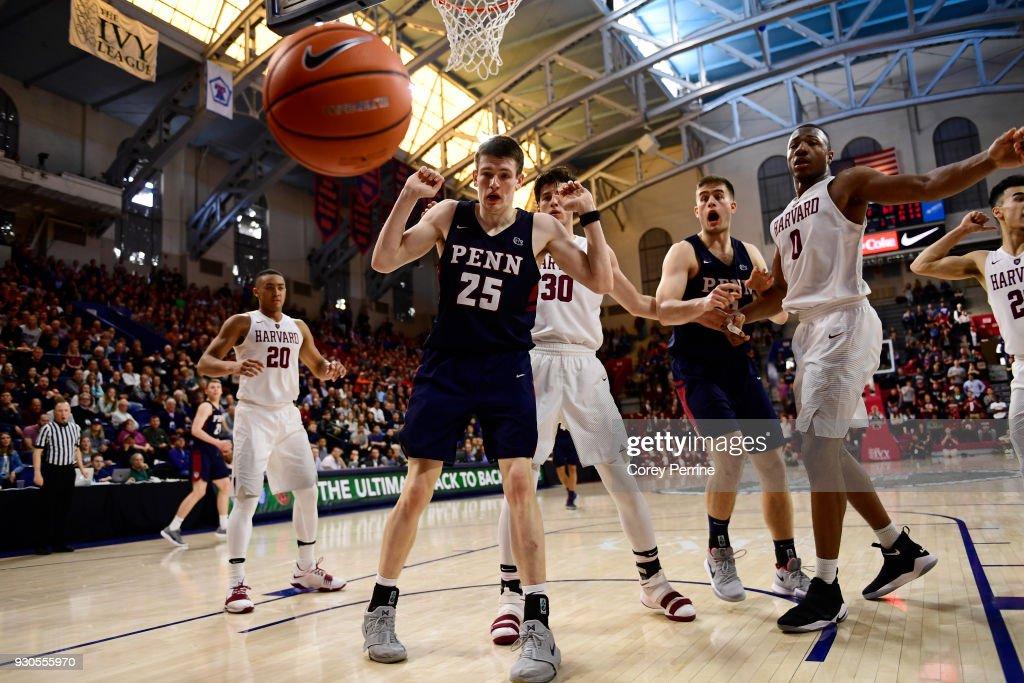 Ivy League Basketball Tournament - Championship : ニュース写真