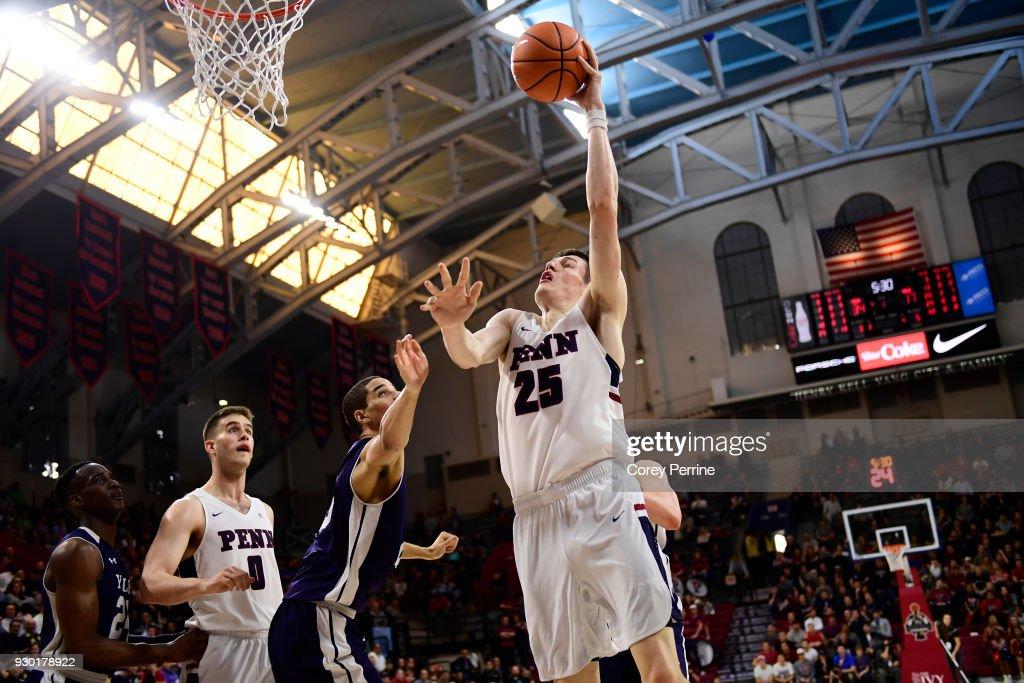 Ivy League Basketball Tournament - Semifinals : News Photo
