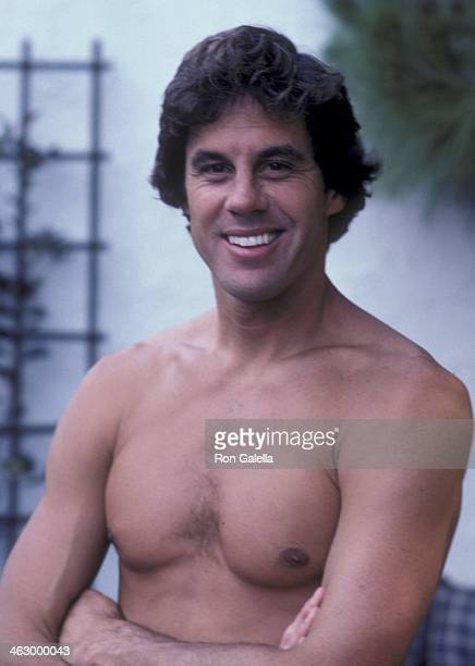 Brodie Greer attends an exclusive photo session on April 22 1981 at his home in West Hollywood California
