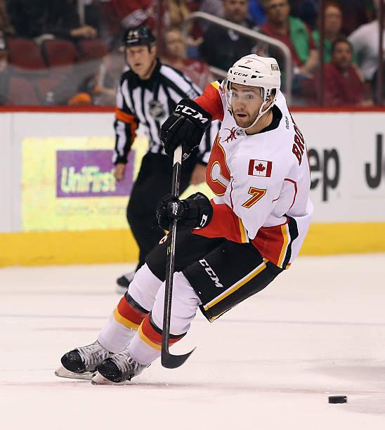 Calgary Flames v Phoenix Coyotes
