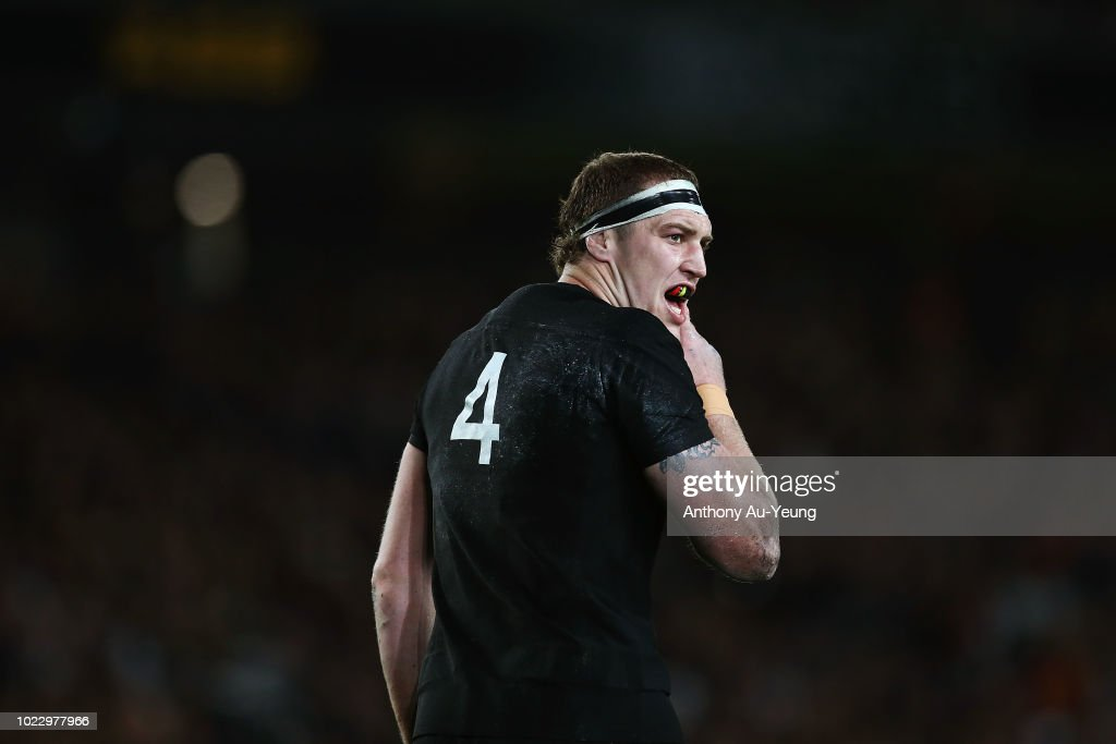 New Zealand v Australia - The Rugby Championship : News Photo