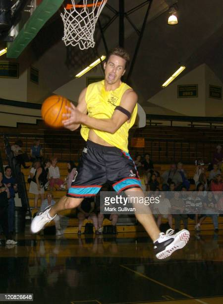 Brody Hutzler during 14th Annual Days of Our Lives Celebrity Basketball Tournament Benefiting Pasadena Ronald McDonald House at Blair High School in...