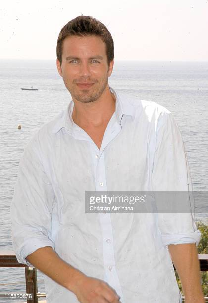 Brody Hutzler during 45th Monte Carlo Television Festival Days of Our Lives Photocall at Grimaldi Forum in Monte Carlo Monaco