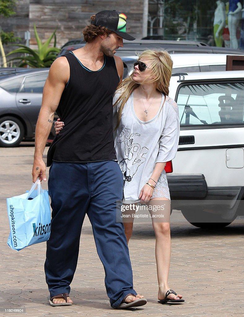 Celebrity Sightings In Los Angeles - July 14, 2011 : News Photo