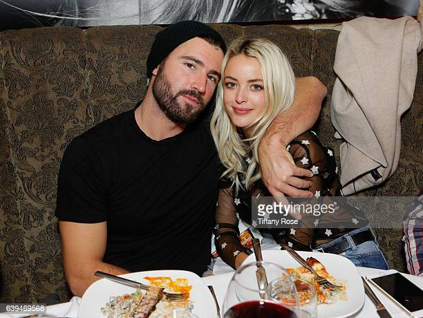 Brody Jenner and Kaitlynn Carter attend ChefDance sponsored by Sysco and GiftedTaste on January 21 2017 in Park City Utah