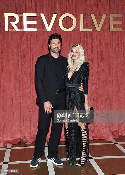 Brody Jenner and Kaitlynn Carter attend REVOLVE Winter Formal 2016 on November 10 2016 in Los Angeles California
