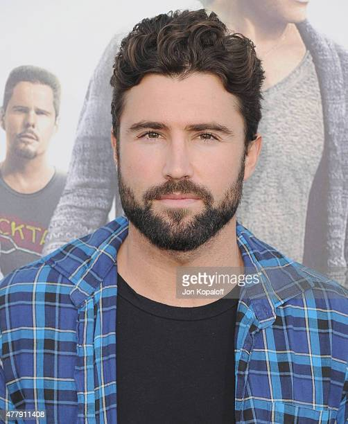 Brody Jenner arrives at the Los Angeles Premiere 'Entourage' at Regency Village Theatre on June 1 2015 in Westwood California