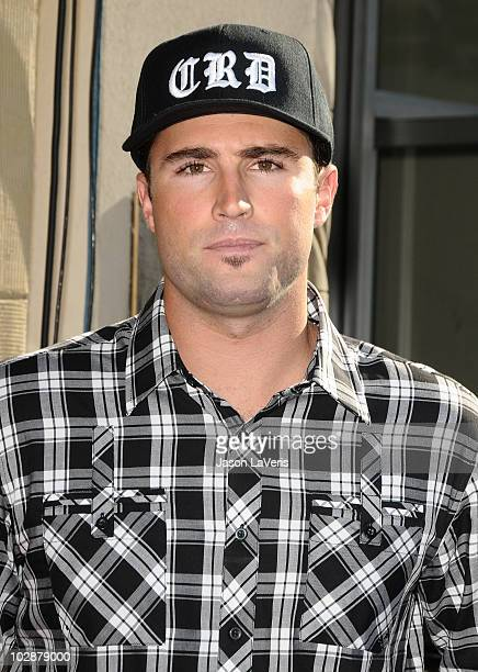 Brody Jenner attends MTV's 'The Hills Live A Hollywood Ending' series finale at The Roosevelt Hotel on July 13 2010 in Hollywood California