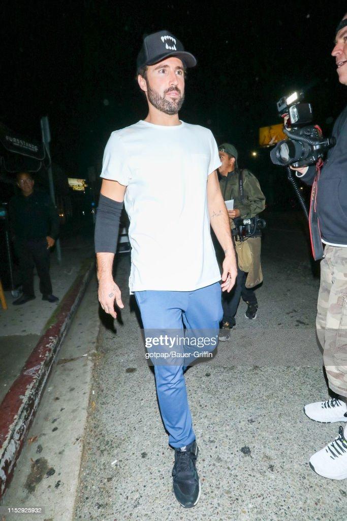 Celebrity Sightings In Los Angeles - June 30, 2019 : News Photo