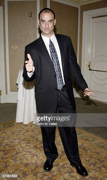Brody Stevens arrives at the 5th Annual Tom Arnold Celebrity Roast at the Beverly Hills Hotel on March 11 2006 in Hollywood California