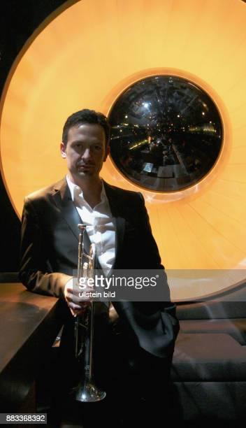 Broenner Till Musiker Trompeter Jazz D Auftritt beim 'Verve Club' in der Bar Tausend in Berlin