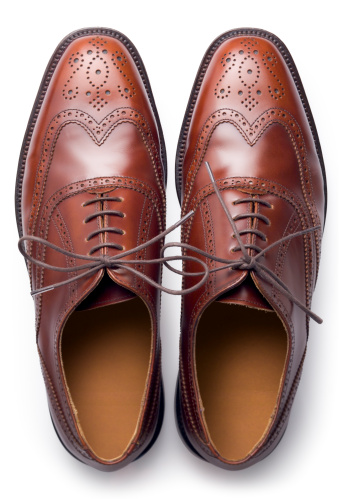 Brogues from above 145853626