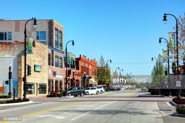 broken arrow, oklahoma - broken arrow oklahoma stock photos and pictures