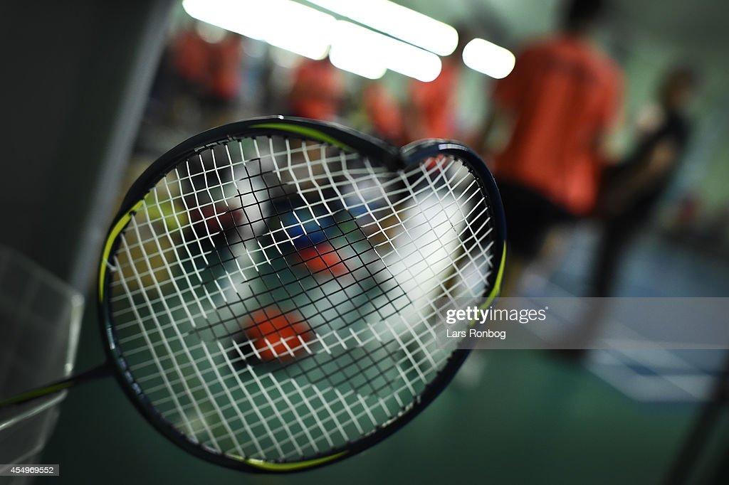 TSS Skalskor v Solrod Strand Badminton - Danish Badmintonligaen