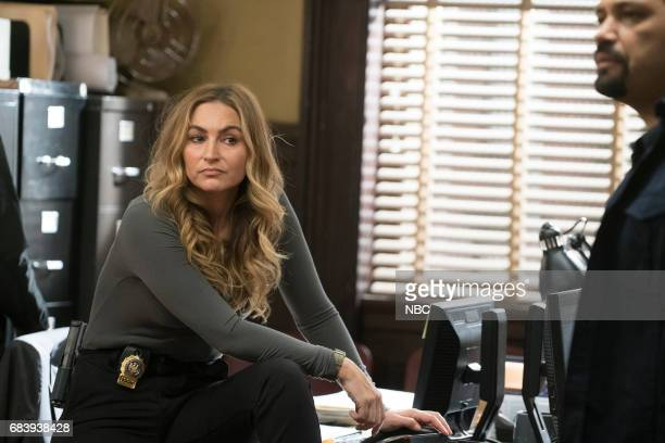 BLUE Broken Dolls Episode 213 Pictured Drea de Matteo as Tess Nazario