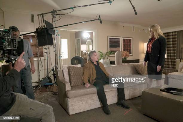 BLUE 'Broken Dolls' Episode 213 Pictured Ray Liotta as Lt Matt Wozniak Anna Gunn as Julia Ayres