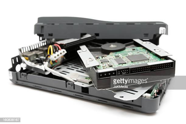 Broken External Hard Drive