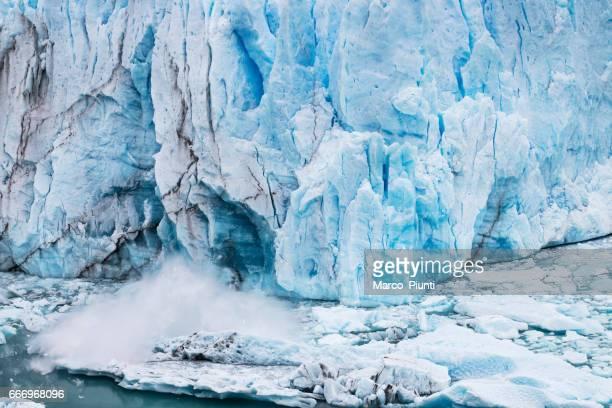 Broken Fallen Glaciers, Patagonia