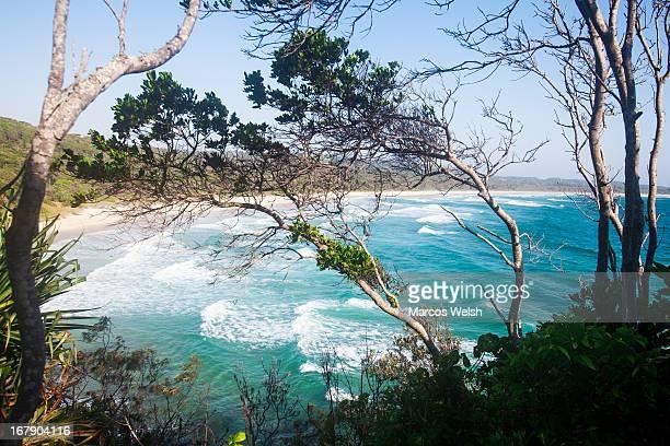 Broken Head Beach, NSW, Australia