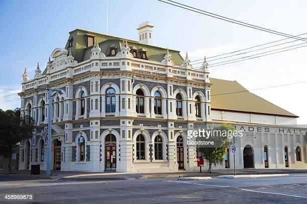 Broken Hill Handelsgeschäfte Hall