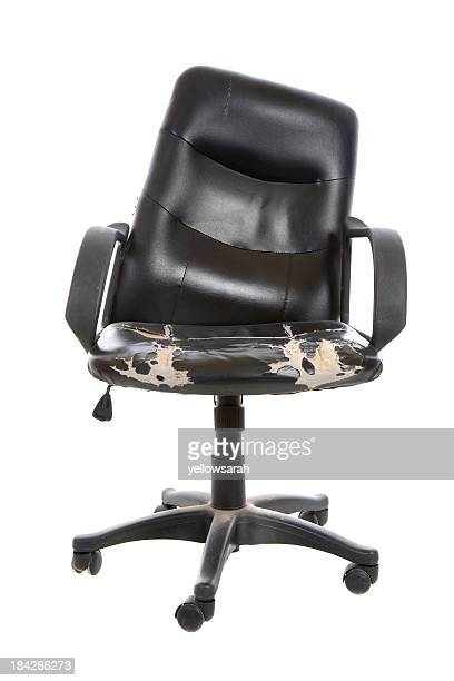 broken old chair - chair stock pictures, royalty-free photos & images