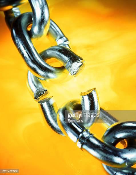 Broken restraints