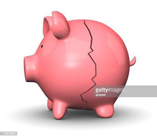 Broken savings
