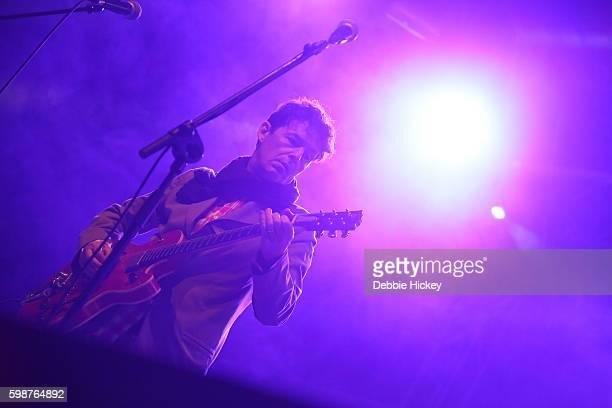 Broken Social Scene performs at Electric Picnic Festival at Stradbally Hall Estate on September 2 2016 in Laois Ireland