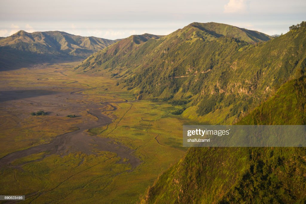 Bromo National Park : Stock Photo