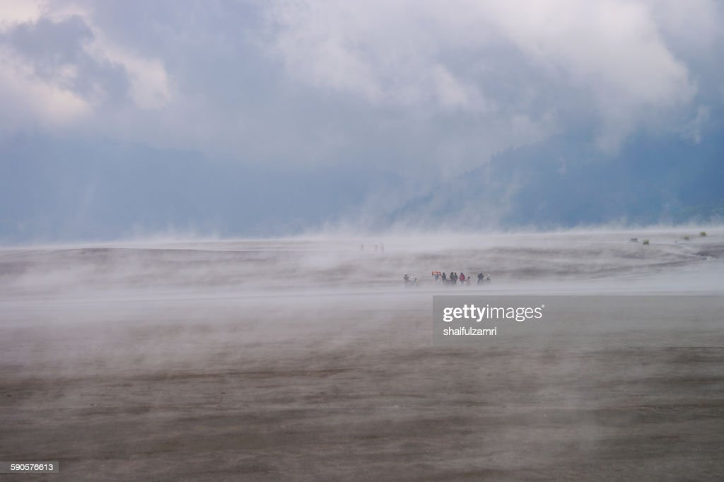 Bromo National Park : Stock Photo