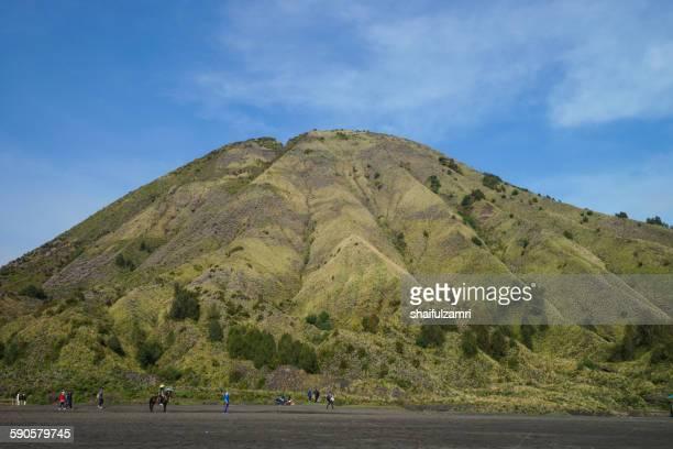 bromo national park - shaifulzamri stock-fotos und bilder