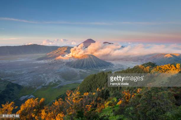 bromo - mt bromo stock photos and pictures
