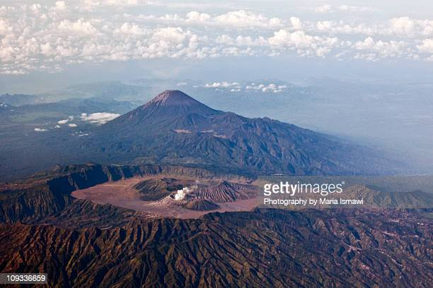 bromo tengger semeru national park - east java province stock pictures, royalty-free photos & images