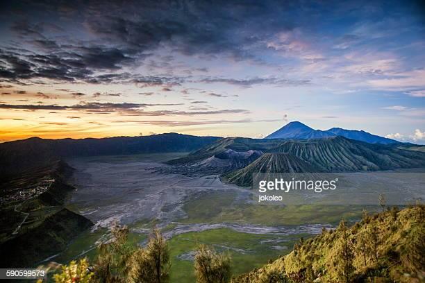 bromo, tengger semeru national park - bromo tengger semeru national park stock pictures, royalty-free photos & images