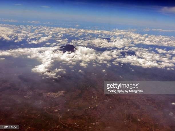 bromo tengger semeru national park - bromo crater stock pictures, royalty-free photos & images
