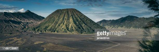 bromo volcano. indonesian landscape - java stock pictures, royalty-free photos & images