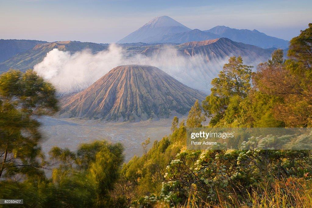 Bromo Volcano : Stock Photo