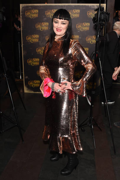 bronagh gallagher attends the after party of bob dylan and conor mcphersons girl from the