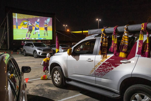AUS: NRL Season Resumes: General Scenes Around Brisbane