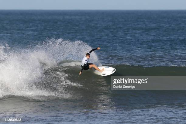Bronte Macaulay oAustralia will surf in Round 2 of the Oi Rio PRO 2018 after placing second in Heat 2 of Round 1 at Saquarema, Ita√∫na, BRA.