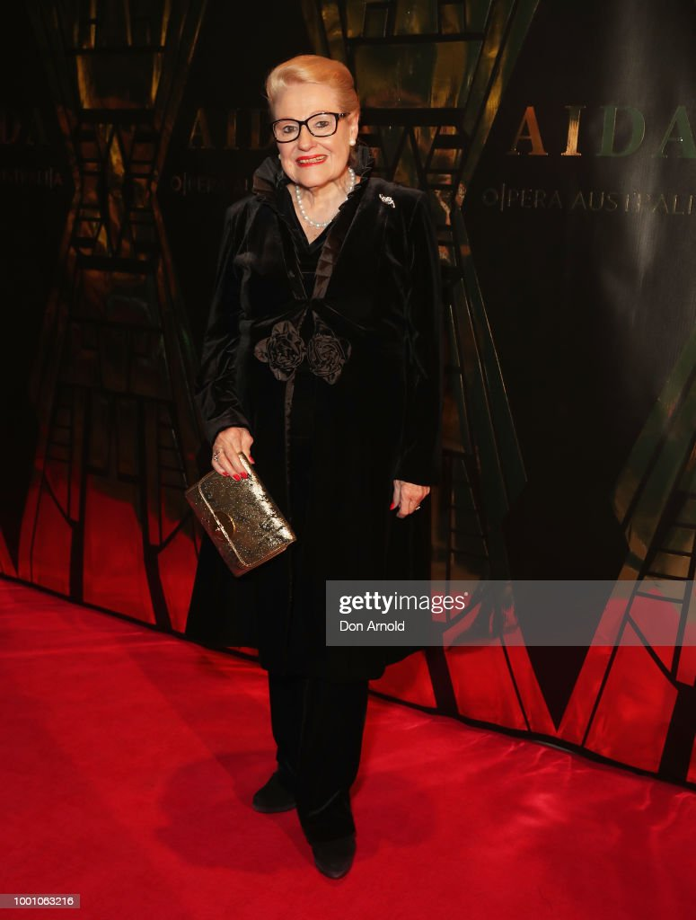 Aida Opening Night - Arrivals