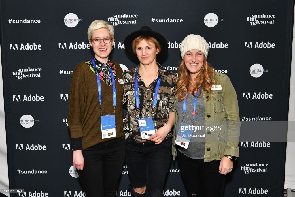 2018 Sundance Film Festival - Art Of Editing Reception